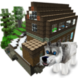 World of Craft: Mine Forest Icon