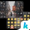 Rainy New York Kika Keyboard Icon