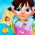 Preschool Party Time Kids Game Icon