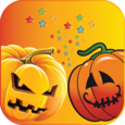 Halloween Pumpkin Puzzle Icon