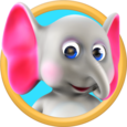 My Talking Elly - Virtual Pet Icon