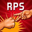 Rock Paper Scissors RPS Battle Icon