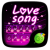 Love Song GO Keyboard Theme Icon