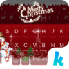 Happy Christmas Kika Keyboard Icon