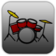 Free Drum Kit Icon