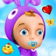 3D Baby Day Care Icon