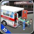 Ambulance Rescue Driver 2017 Icon