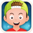 Cute Kids Shower - Kids Game Icon