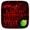 Bloody Bat GO Keyboard Theme Icon