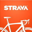 Strava Running and Cycling GPS Icon