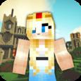 Princess Girls: Craft & Build Icon