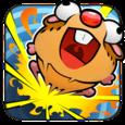 Boom Boom Hamster Golf Icon