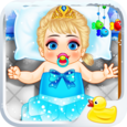 Baby Frozen Care Icon