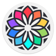 Coloring Book for Me & Mandala Icon