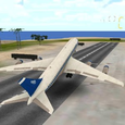 Flight Simulator: Fly Plane 3D Icon