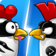 Ninja Chicken Multiplayer Race Icon