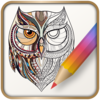 Colorfit Coloring book Icon