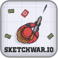 Sketch War io Icon