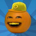 Annoying Orange: Splatter Free Icon