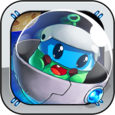 Gravity Rocket Icon