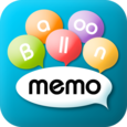 Balloon Memo-record note/image Icon