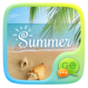 FREE - GO SMS PRO SUMMER THEME Icon