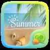 FREE - GO SMS PRO SUMMER THEME Icon