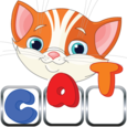 Word Game For Kids Icon