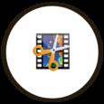 Soft4Boost Split Movie Icon