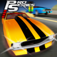 Pro Series Drag Racing Icon