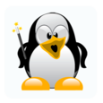 Talking Penguin Icon