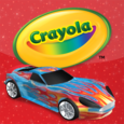 Crayola Design & Drive Icon