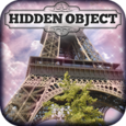 Hidden Object - World Travel Icon