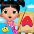 Preschool Toddler Learning Icon
