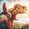 ARK Survival Island Evolve 3D Icon