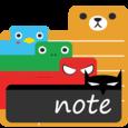 Cute Note Icon