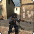 SWAT Sniper Anti-terrorist Icon