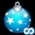 Bubble Blast Holiday Icon