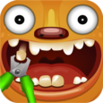 Monster Root Canal Doctor Icon