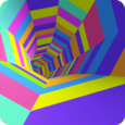 Color Tunnel Icon