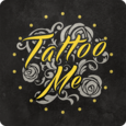 Tattoo Me Camera- Tattoo Photo Icon