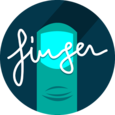 Finger Gesture Launcher Icon