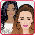 Fashion Superstar Dress Up Icon