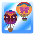 Great Hot Air Balloon Race Icon