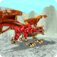 Dragon Sim Online: Be A Dragon Icon