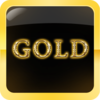Gold Theme for KikaKeyboard Icon