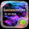 (FREE) GO SMS SMOKECOLOR THEME Icon