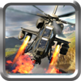 Helicopter Stealth Spy Battle Icon