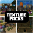 Texture Packs - Minecraft PE Icon