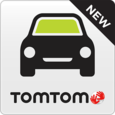 TomTom GPS Navigation Traffic Icon